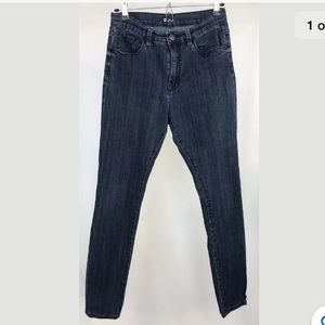 BDG Skinny Jeans High Rise Twig Ankle Size 28